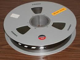 Ampex Tape