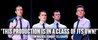 Jersey Boys Class of its own