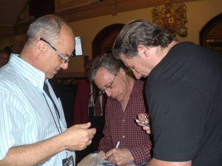 Dean Egnator, Frankie, John Pingree