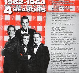 Programme 1962-64