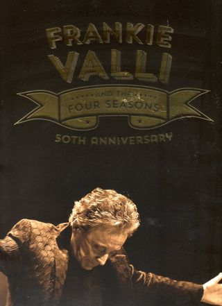 Frankie Valli Tour Brochure Cover 2013 (3)