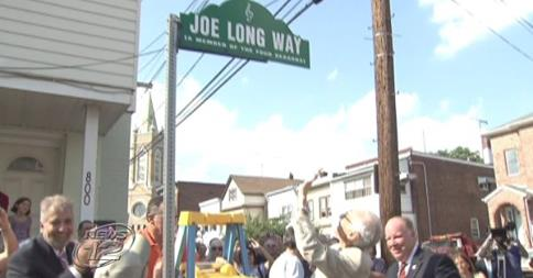 Joe Long Way