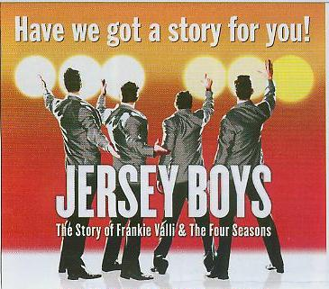 Jersey Boys Have We got A Story For You