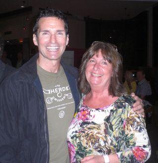 Lynn with Todd Fournier