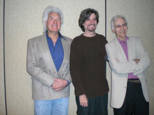 Demetri Callas, Bill DeLoach, Joe Long