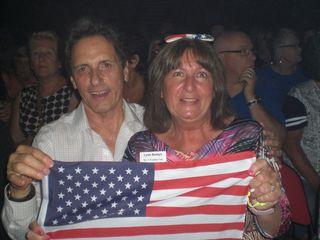 Jim and Lynn at Leeds