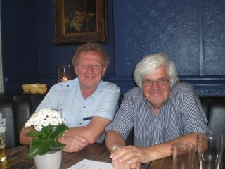Bryan Lomas and Malcolm Grace