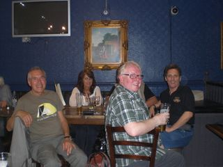 Andy, Lisa Murphy, Ray and Jim