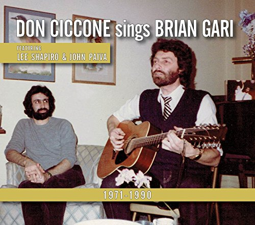 Don Ciccone Sings Brian Gari