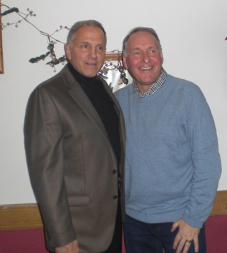 Gerry Polci and Gerry Forbes