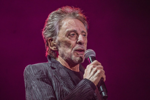 Frankie Valli at MEN