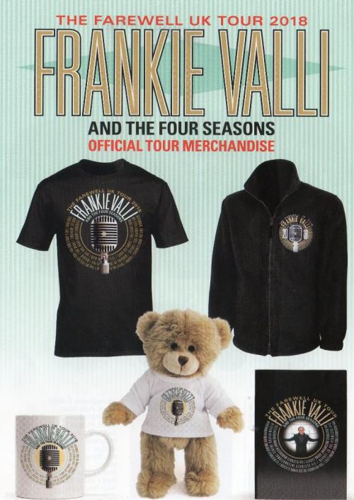 Merchandise Farewell Tour