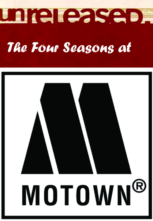Logo for Motown Unreleased